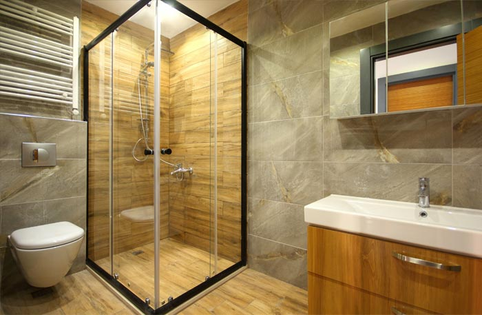 Dusche 90x90 - Duschkabinen in der Größe 90x90 cm Komplett